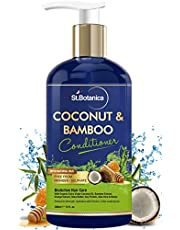 StBotanica Coconut Bamboo Hair Conditioner 300ml For Hair