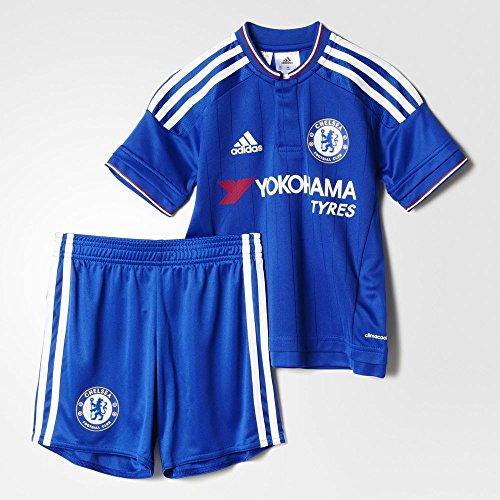 adidas 2015/16Chelsea FC Home Mini Kit [Cheblu], blau -