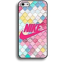 Personality Luxury Design Nike Phone caso Cover for Funda Iphone 6 Plus/6s Plus 5.5 Pulgada Just Do It Luxury Pattern