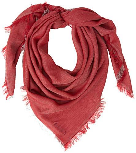 BOSS Damen Nalu_2 Schal, Rot (Bright Red 622), One Size (Herstellergröße: ONESI)