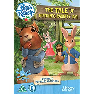 Peter Rabbit - The Tale of Nutkins Rabbity Day [DVD]