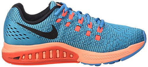 Nike Damen W Air Zoom Structure 19 Sport & Outdoorschuhe blau (Blue Lagoon/Black-Copa)