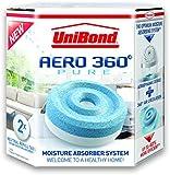Henkel 1807921 UniBond Aero 360 Moisture Absorber Refills, Pack of 2