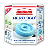 Home Improvement - UniBond Aero 360 Moisture Absorber Neutral Refill Tabs, Pack of 2