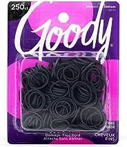 Goody Classics Girls Rubberband, Black