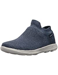 Skechers You, Sneaker Infilare Donna, Grigio (Charcoal), 35 EU