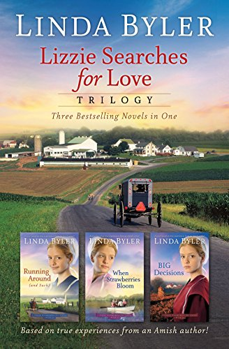 Lizzie Searches For Love Trilogy Three Bestselling Novels In One