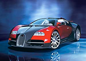 1000 teile puzzle bugatti veyron 16 4 auto castorland. Black Bedroom Furniture Sets. Home Design Ideas