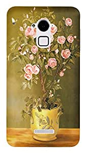 Wow Printed Designer Mobile Case Back Cover for Coolpad Note 3