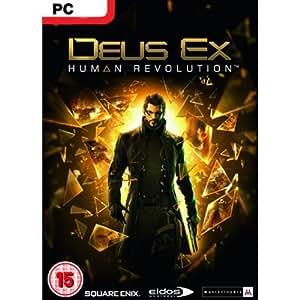 Deus Ex Human Revolution [PC Code - Steam]