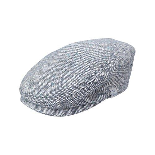 Yue Lian Kinder Mädchen Gatsby Hut Flatcap Baret Schirmmütze in DREI Farben(Kopfumfang 44cm,Grau 3)