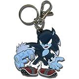 Sonic the Werehog Hedgehog Sonic Schlüsselanhänger Original Lizensiert