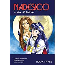 Nadesico: 3 by Kia Asamiya (2004-06-02)