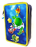 Astuccio 3 Zip Super Mario Galaxy