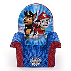 Marshmallow Furniture High Back Chair
