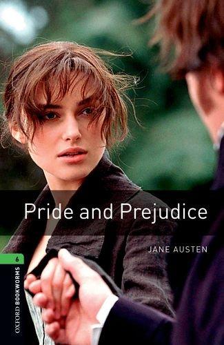 Oxford Bookworms Library: Pride and Prejudice: Level 6: 2,500 Word Vocabulary por Jane Austen