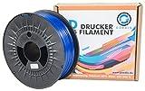 Goedis 3D Drucker Filament PETG 1,75 mm 1kg Rolle für 3D Drucker/Stifte vakuumverpackt (Blau)