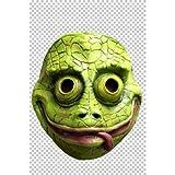 Mask Face Funny Animal Chameleon with Bi