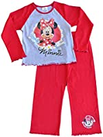 Minnie Mouse Pyjamas - 1 to 5 Years - Minnie Mouse PJs Polka Dot W14