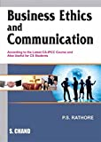 Business Ethics and Communication (For CA-IPCC)
