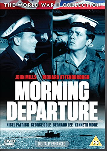 Morning Departure (Digitally Enhanced 2015 Edition) [DVD] [Edizione: Regno Unito]