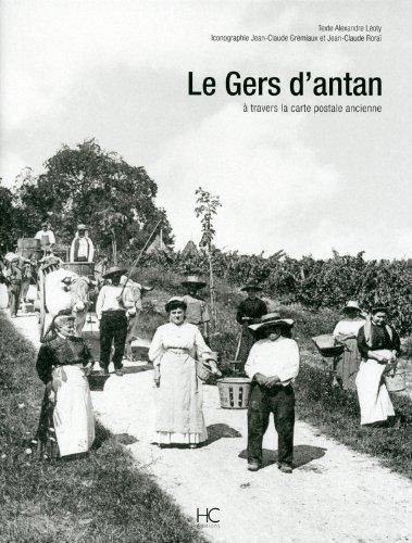 Le Gers d'antan par Alexandre Leoty