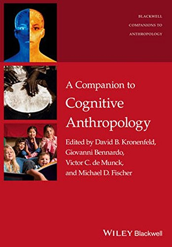 A Companion to Cognitive Anthropology (Wiley-Blackwell Companions to Anthropology)