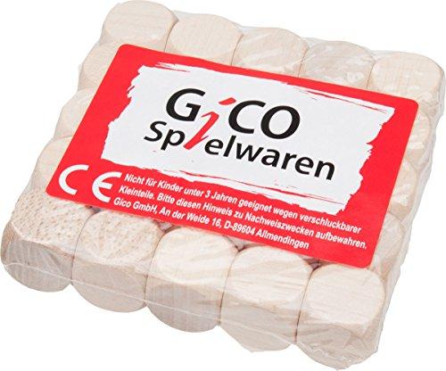 Holzwrfel-Blankowrfel-Gebetswrfel-Bastelwrfel-von-Gico-diverse-Packungen-Gren