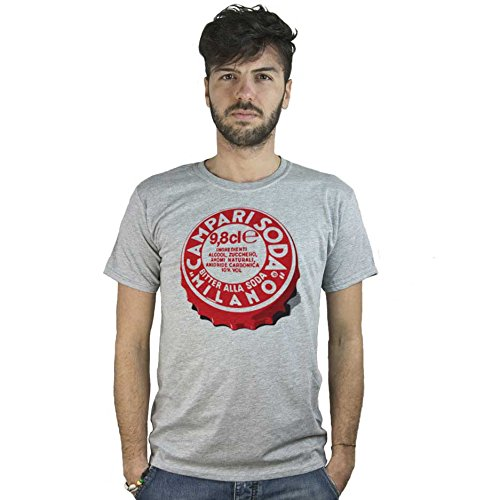 t-shirt-campari-maglietta-grigia-disegno-tappo-di-aperitivo-ideale-per-barman