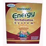Enzymatic Therapy - Fatigued to Fantastic Energie pour revitaliser le système saveur baie (21,6 oz (615 g))