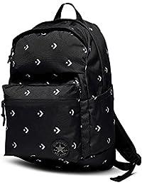 Converse Poly Chuck Plus 1.0 Backpack Star Chevron/ Black/ White