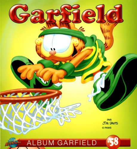 Garfield, Tome 58 :