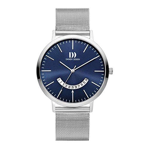 Danish Design Reloj Analógico para Hombre de Cuarzo con Correa en Acero Inoxidable IQ68Q1239