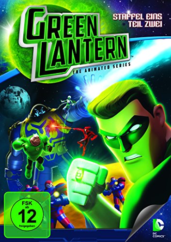 Green Lantern - The Animated Series: Staffel 1 Teil 2 [2 DVDs] (Action-figuren Corps Das)