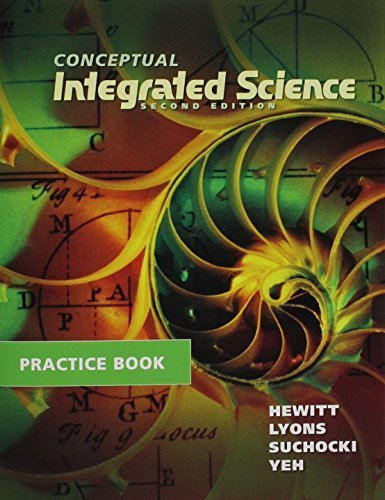 Practice Book for Conceptual Integrated Science by Paul G. Hewitt (2015-02-15)