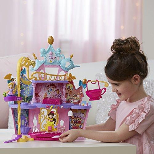 Disney Princess- Princess Castillo para Mini Princesas (Hasbro C0536EU4)