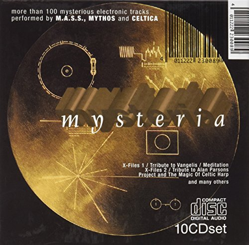 Mysteria-Wallet Box (Alan Parsons Project Box-set)
