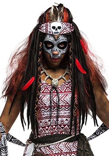 Voodoo Witch Women's Wig Standard