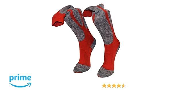 Non-Wool Alternative EpicTraveller.co Vegan Ski Socks