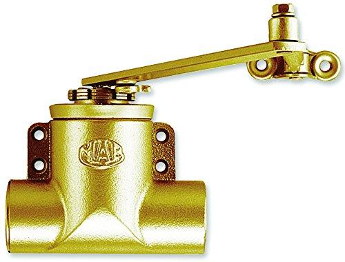 MAB 24762-10 103 N3 Chiudiporta Tradizionale, Oro
