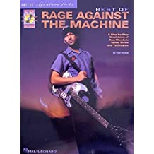 Best of Rage Against The Machine (Signature Licks) by Troy Stetina (2000-08-01)