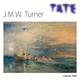 Tate: J.M.W. Turner – William Turner in der Tate Gallery 2020: Original Flame Tree Publishing-Kalender [Kalender] (Wal