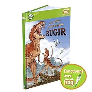 LeapFrog - TAG - Livre : Dinosaures - une belle journée pour rugir !