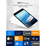 'tecnicoworld Cube U27GT Super (u33gt) tablette 8inch IPS MTK8163 Quad Core android5.1 GPS Tablet PC 1 Go RAM 8 Go ROM HDMI Wifi