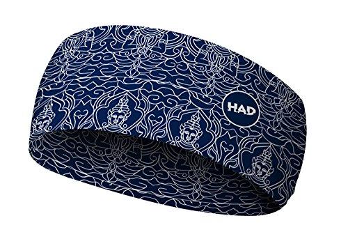 HAD® Coolmax Stirnband, Temple, Einheitsgröße