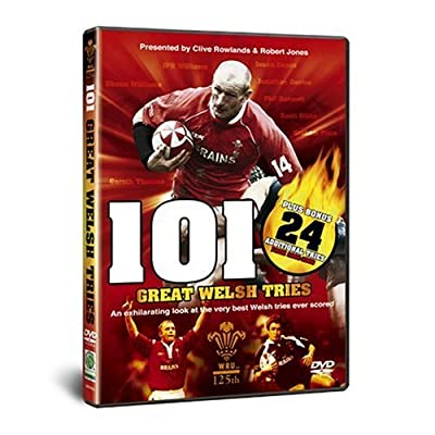 101 Great Welsh Tries [1 DVD] by Go Distribute