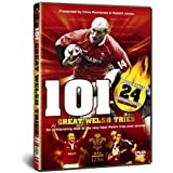 101 Great Welsh Tries [1 DVD]