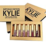Kylie Jenner Limited Birthday Edition Kylie Matte Liquid Lipstick Cosmetics by Kylie Jenner Birthday Edition