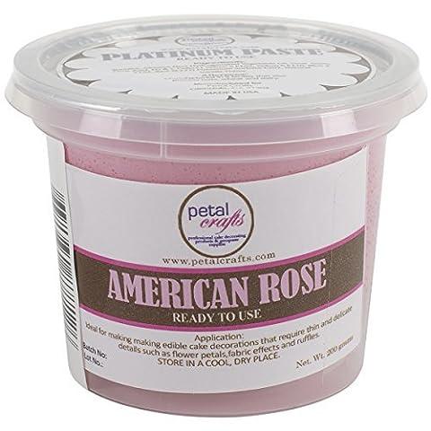 Petal Crafts Platinum Paste, American Rose by PETAL CRAFTS