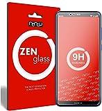 ZenGlass Flexible Glas-Folie für Nokia 5.1 Plus Panzerfolie I Bildschirm-Schutzfolie 9H I (Kleiner Als Das Gewölbte Bildschirm)